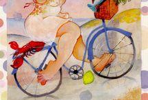 Polkupyörät ja pyöräily