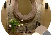 New Bathroom / by Destiny Violet Leshay Copass