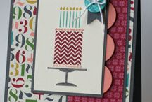 Stampin' UP!- Birthdays