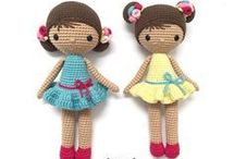 patron muñecas ami