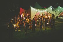 Festival Wedding Vibe / How to create a festival vibe at your wedding