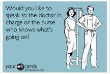 Nurses / by Mary Abbey