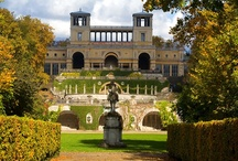 Palaces & Other Great Homes / Not Versailles but still of notable worth and history! / by Eric Cromwell