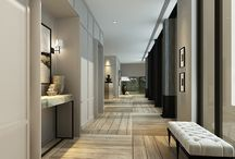 Contemporary Design / Inspiration, Materials & Textures