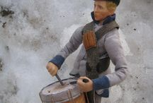 Rumpali / 1:12 Porcelain doll by Taru Astikainen