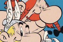 Astérix / Asterix cómic