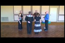 How To / Learning the calls to building the dance floor, to making a circle skirt.