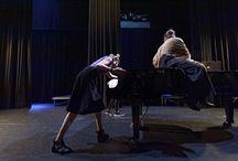 Moeder Courage / Talentenklas voorstelling  mei 2016