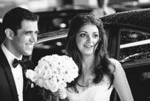 Beautiful Black and White Wedding Photography / Black and White Wedding Photography