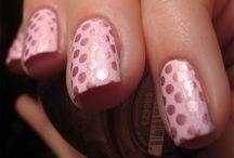 Nails / by Sabrina Volpone-Kouns