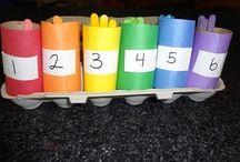 matematyka w przedszkolu