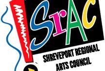 Community Arts / Get involved in the Shreveport/Bossier arts community.