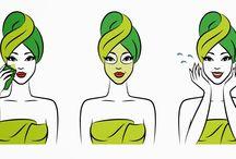 Astuces beauté santé / Masques