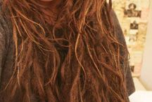 STYLE Cheveux / Hair style - dreadlocks