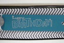 Birthday gifts/ideas