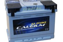Baterías Turbo / Baterías de arranque para vehículos.