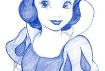Disney y Dibujos