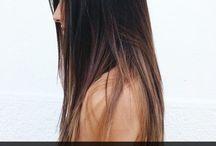 Brown Hair / by Mandy @ HouseofRoseBlog.com