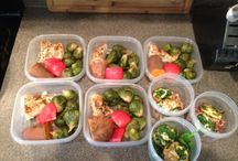 Paleo/Whole 30 meals / Healthy eating