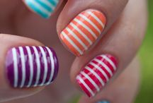Nails / These are some nail designs that I like and I want to try