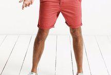 Trendy Male Shorts