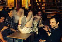 Pub Crawl Budapest 2014 / Pub Crawl Budapest 2014