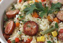Recetas de arroz