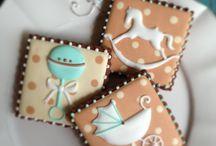 Baby cookies / by Lisa Flynn