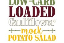 Low Carb, Sodium and Gluten (still with taste) / Cooking heart healthy.