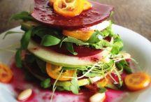 vegan plated menu ideas