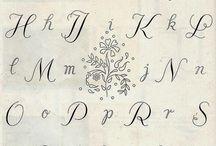 písmena