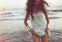 Beach filles