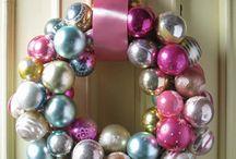 Wreaths / by Katie Kraxberger