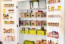 Organized Kitchen & Dining