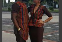 african fashion couples