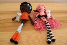 Crochet doll ideas / by Amber Worden