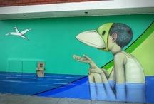 Grafitti / by Deejay Ots