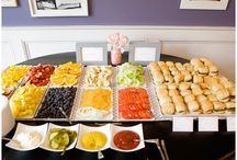 Party Food Stations / by Stefanie Zivotofsky