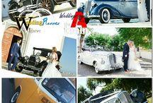 #Algarve #Wedding #transport #cars #van #limo #tuktuk / #ALGARVE #wedding TRANSPORT