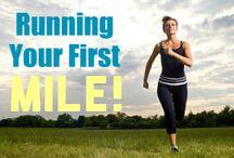 Running / by Leigh Duke Back