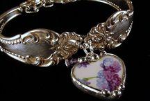 Jewelry China Dishes / by Lori Hernandez