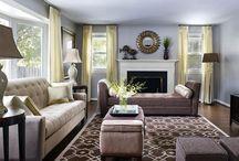 Decorating ideas - living room