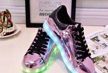shuffle dance shoes