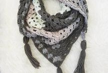 Winter scarfs