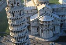 Italy's Most Beautiful Monuments / Pin your favourite monument from Italy.