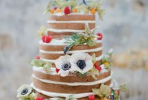 Wedding Cakes and sweets / To make your big day just a little sweeter!