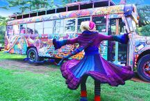 My Psychedelic Hippie Busses