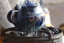 L'heure du thé - Tea time / by Marie Nijenn