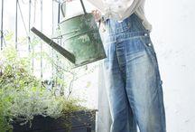 Garden clothes