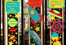 Library: Book Displays & Other Ideas